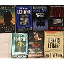 Dennis Lehane Mystery Novel Collection 7 Book Set