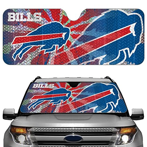 NFL Buffalo Bills Auto Sun Shade