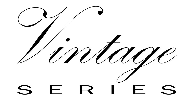 Oozoo Vintage herrklocka sommarens färger med läderrem platt 44 mm Rosa