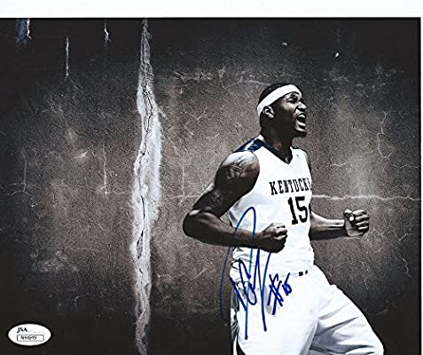 c7fb6463a Demarcus Cousins Autographed Signed Kentucky Wildcats 8x10 Photo With JSA  Coa at Amazon s Sports Collectibles Store