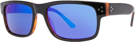 Randy Jackson RJRU S926P Mens Sunglasses Black//Grey