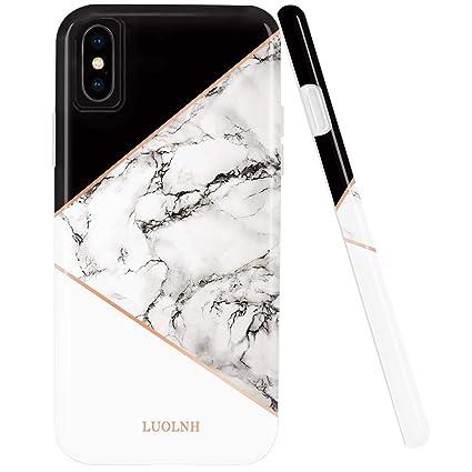 Amazon.com: LUOLNH Compatible con iPhone XS Max Case, diseño ...