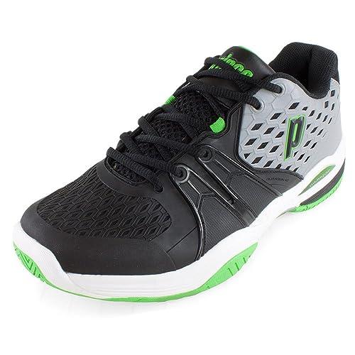 Prince Warrior Men's Tennis Shoes Grey