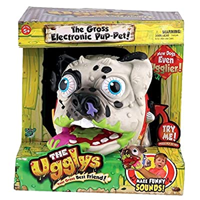 Ugglys S2 Dalmatian Electronic Pet Dog: Toys & Games