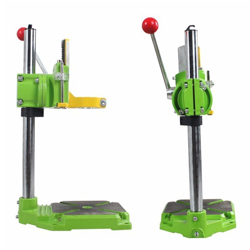 Xiangtat Bench Drill Stand/Press Mini Electric Drill Carrier Bracket 90° Rotating Fixed Frame by Xiangat (Image #3)