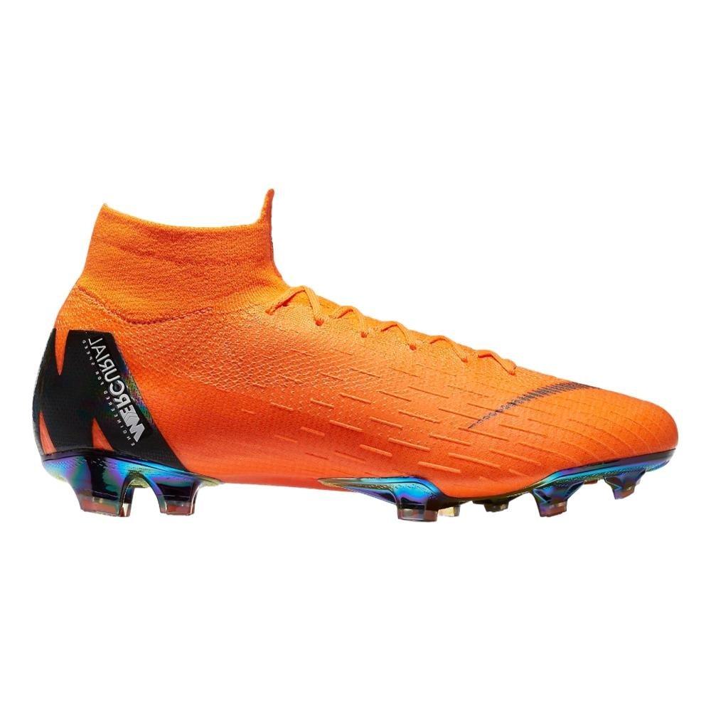 Nike Mercurial Superfly 6 Elite FG Cleats [Total Orange] (8)