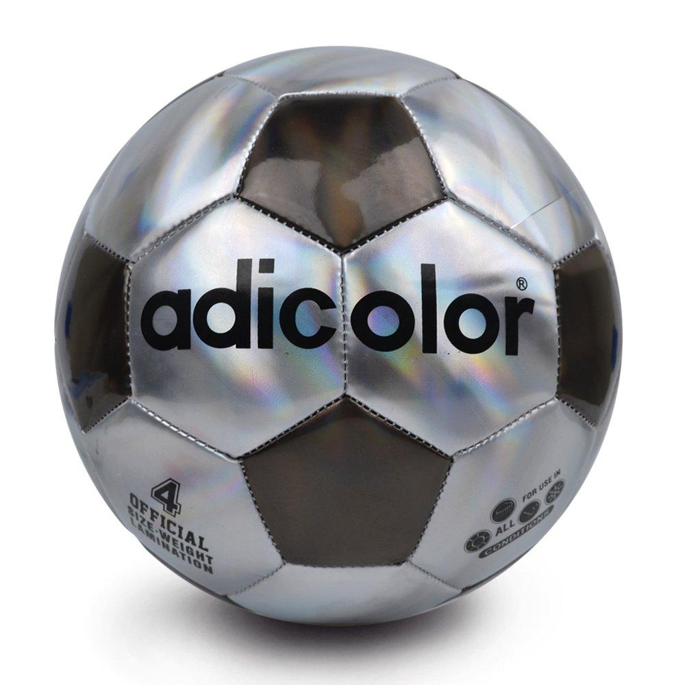Luz láser Adicolor luminoso Fútbol luz nocturna iluminación. Balón ...