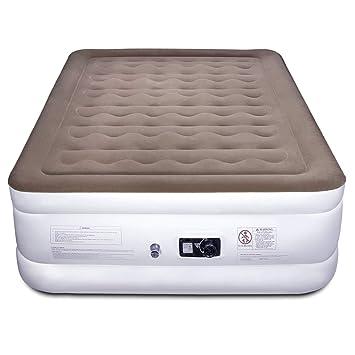Amazon.com: Etekcity - Colchón hinchable de cama con bomba ...