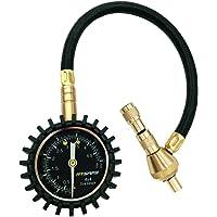 2en 1Profesional Grado resistente Tire Deflactor presión calibre