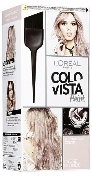 L\'Oréal Paris Colovista Permanent Paint #ROSEBLONDE, dauerhafte ...