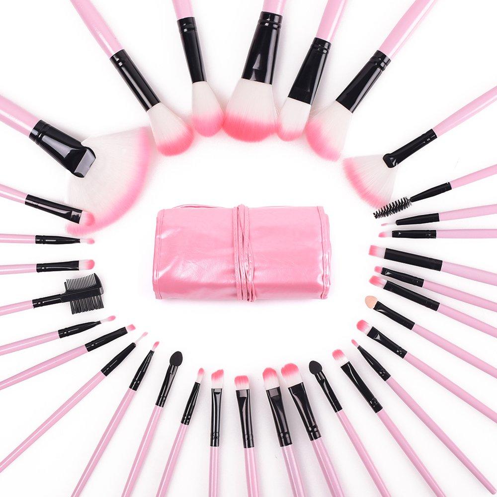 Brochas maquillaje profesional Vander 32pcs por solo 13,99€