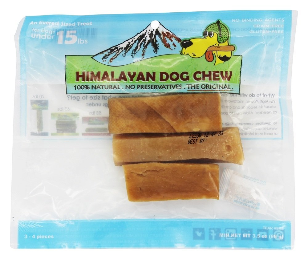 Click for Himalayan Dog Chew Natural Dog Treat