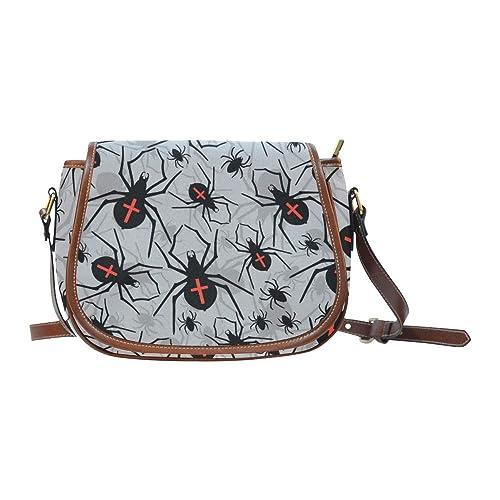 Amazon.com: Spiders Oxford Bolsa de tela para sillín ...