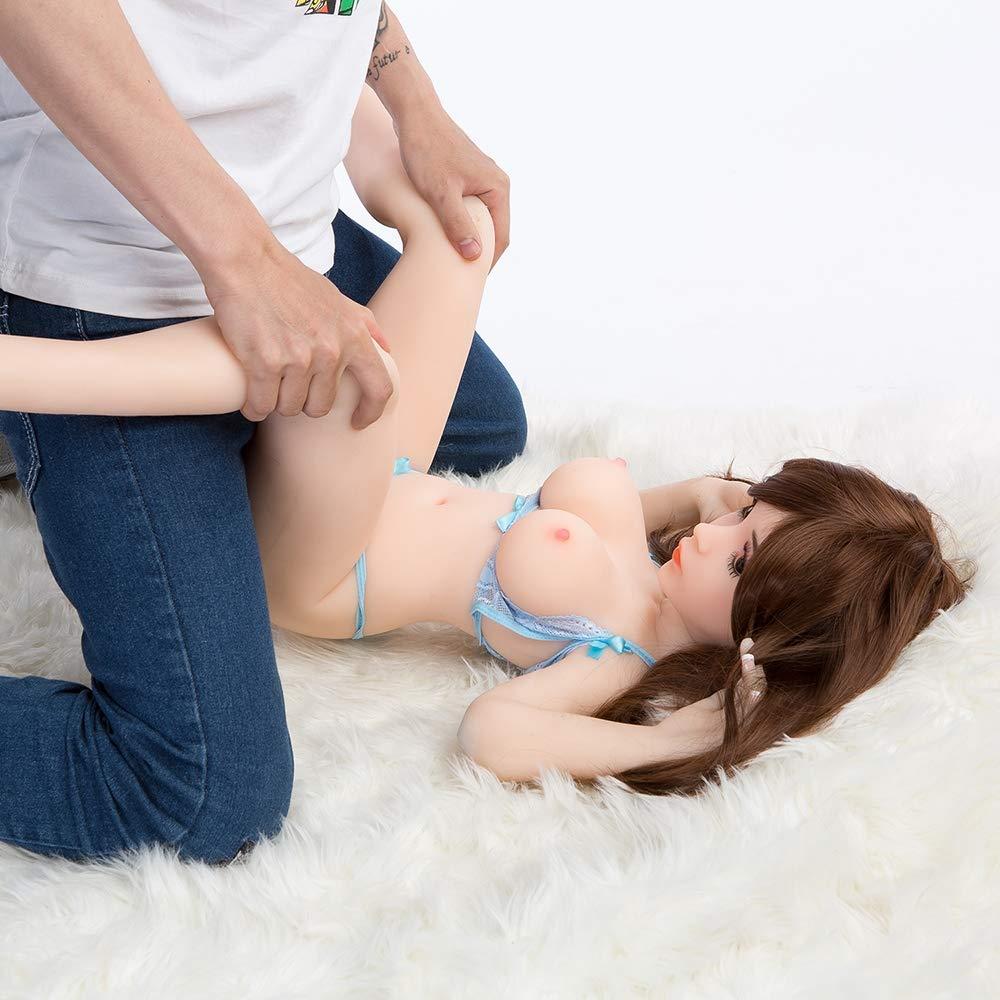 Muñeca de 115 sexo realista, 115 de CM 3D realista masculino masturbación senos Butt apretado VIGRIN coño culo juguetes sexo juguete 9ae3aa