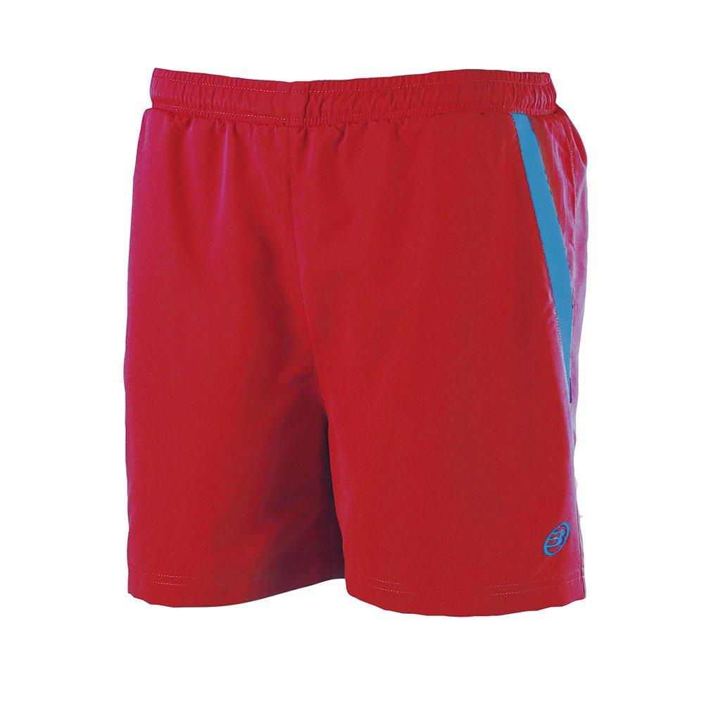 BullPadel Codeso - Pantalón Corto para Hombre, Color Rojo ...