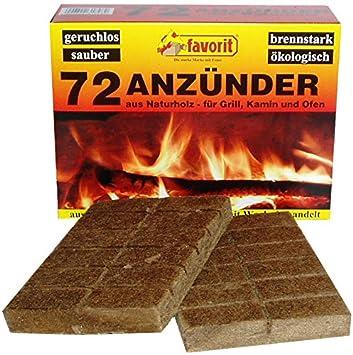 Favorit 1828 - Encendedor de carbón para barbacoas
