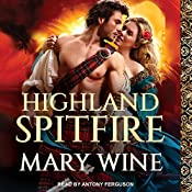 Highland Spitfire: Highland Weddings, Book 1 | Mary Wine