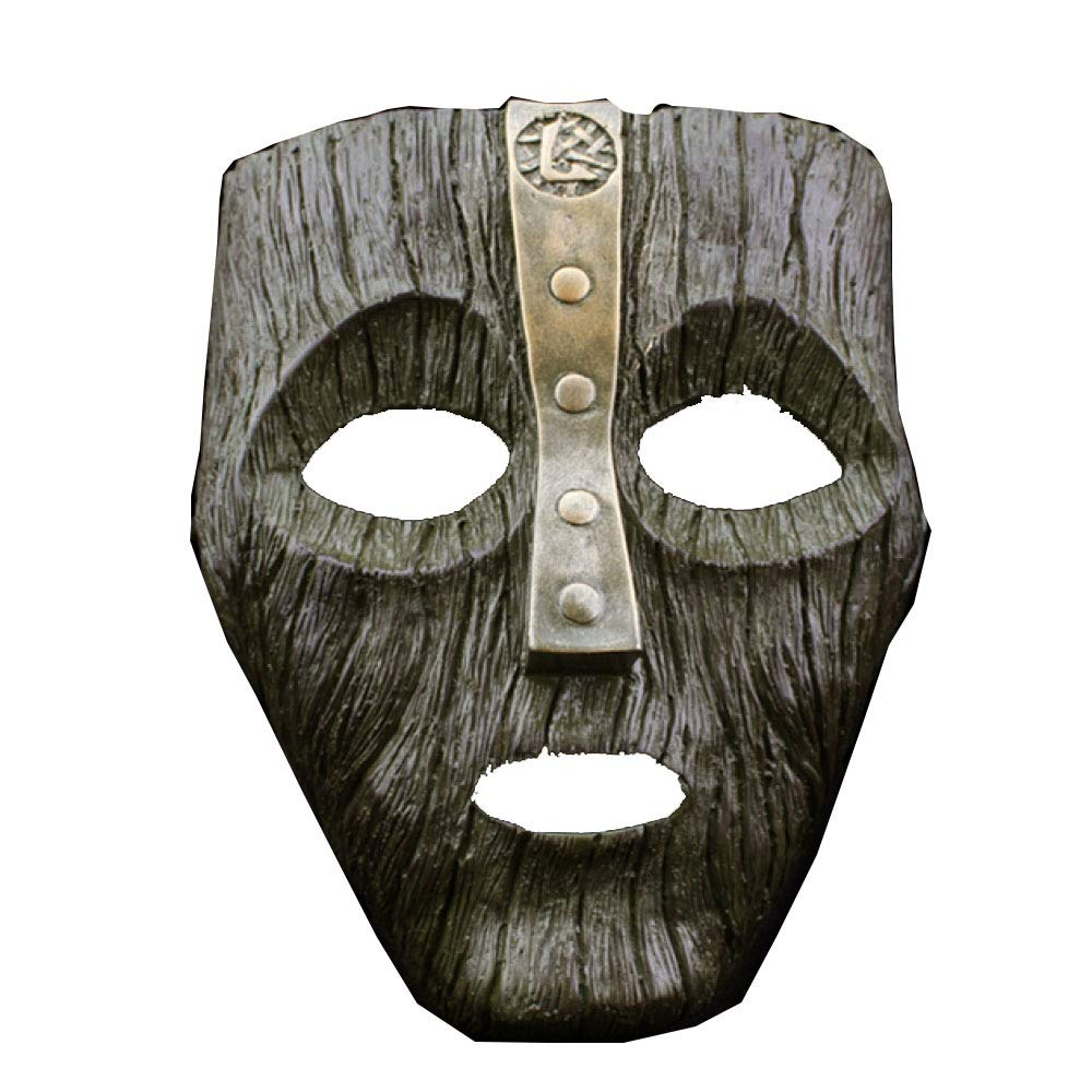 Darkvert  ZAIYI-Mask Masques HalFaibleeen Masque en Résine De Haute Qualité Cosplay Robe Up Props Party Role Play,lumièrevert