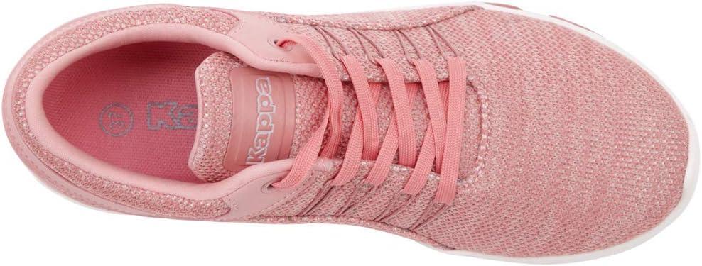 Kappa Snazzy Ii 242634-2143 Sneakers voor dames Pink (Pink 242634-2143)