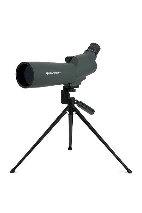 Celestron 60 mm Zoom - 45 degree Spotting Scope Telescope