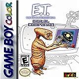 E. T. The Extra Terrestrial Digital Companion