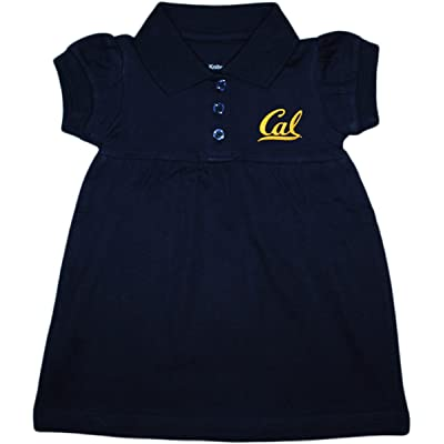 Creative Knitwear University Of California at Berkeley Cal Polo Dress