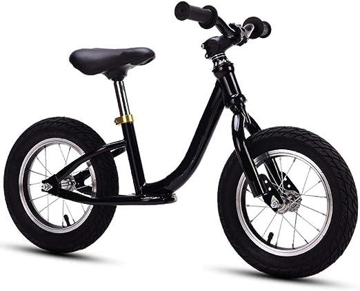 CQILONG Bicicleta Sin Pedales De Equilibrio Deportivo Altura ...