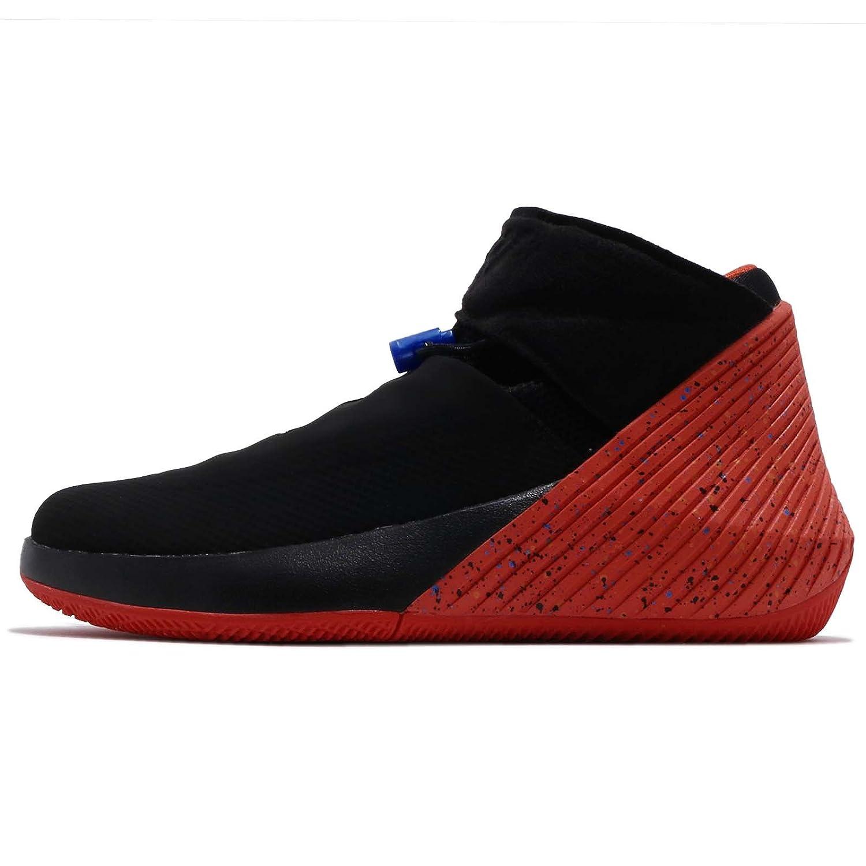 (ジョーダン) ワイノット Zer0.1 PFX メンズ バスケットボール シューズ Jordan Why Not Zer0.1 PFX AQ9028-015 [並行輸入品] B07C7SWHJB 27.0 cm BLACK/BLACK-SIGNAL BLUE