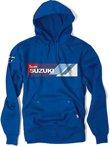 Black Suzuki Sun Factory Effex Hoody