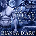 Rocky: Tales of the Were Audiobook by Bianca D'Arc Narrated by Jennifer Jiles