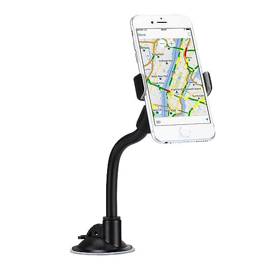 12 opinioni per Mpow Porta Cellulare universale auto culla Dashboard 360 gradi rotazione