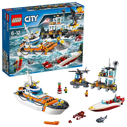 LEGO City Coast Guard Head Quarters 60167 ()