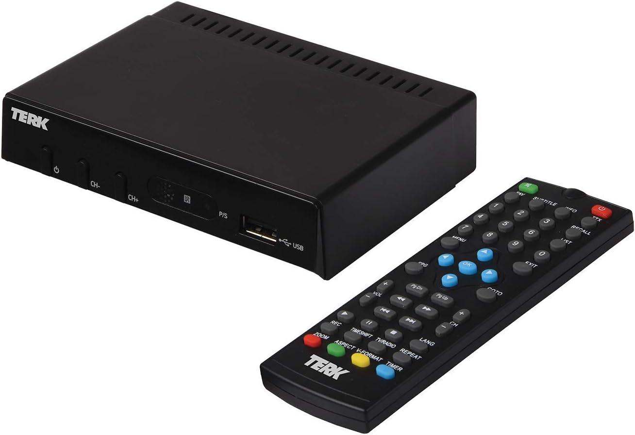 TERK HD Digital TV Tuner with DVR Functionality