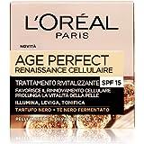 L'Oréal Paris Age Perfect Renaissance Cellulaire Crema Viso Ricostituente, 50 ml