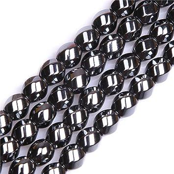 Non Magnetic Round Beads 12mm Grey 30 Hematite Pcs Gemstones Jewellery Making