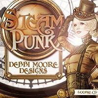 Debbi Moore Designs Steampunk Double CD Rom (296238)