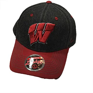 d9994164 ... canada wisconsin badgers zephyr anchorage adjustable hat f9910 44671 ...
