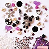 Mini kitty- DIY 3D Bling Cell Phone Case Resin Flat back Kawaii Cabochons Deco Kit / Set ,cellphone diy (cute bear & hearts) for iphone 4 4S ,iphone 5 5c 5G,for iphone 6 iphone 6 plus for samsung note 4 samsung s5 mini s5 i9600 for samsung galaxy s3 i9300 ,for samsung galaxy s4 i9500 for sony/htc/nokia/google etc Valentine's Day Lovers Easter best unique creative cool gift