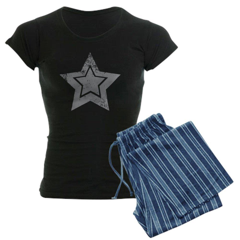 CafePress - Cowboy Star - Womens Novelty Cotton Pajama Set, Comfortable PJ Sleepwear