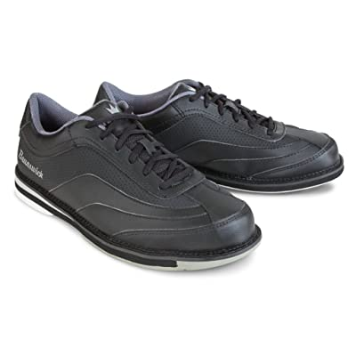 Brunswick Men's Bowling Shoes, Black: Sports & Outdoors