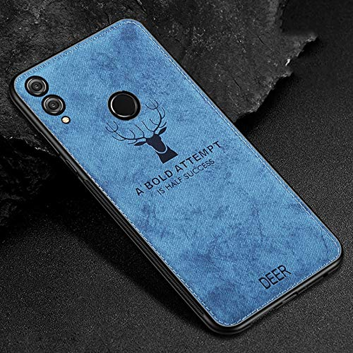 Amazon com: Fitted Cases - for Huawei Honor 8X Case Cloth