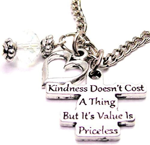 ChubbyChicoCharms Choose Kindness American Pewter Charm
