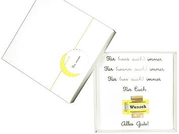 Amazonde Schnurzpieps Geldgeschenk Verpackung Für Hochzeit Für