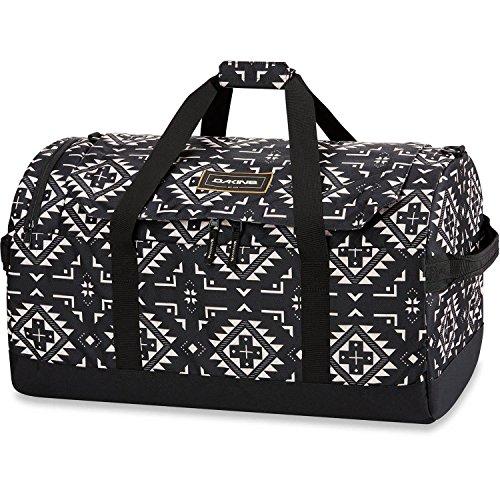 Dakine Unisex EQ Duffel 70L Silverton Onyx One Size 600d Nylon Luggage Set