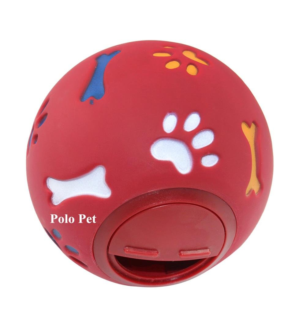 Small Dog Activity Snack Ball Toy