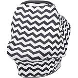 Multi-use Nursing Infinity Scarf,Dtown Covered Goods Nursing Cover,Milk Silk Fabric