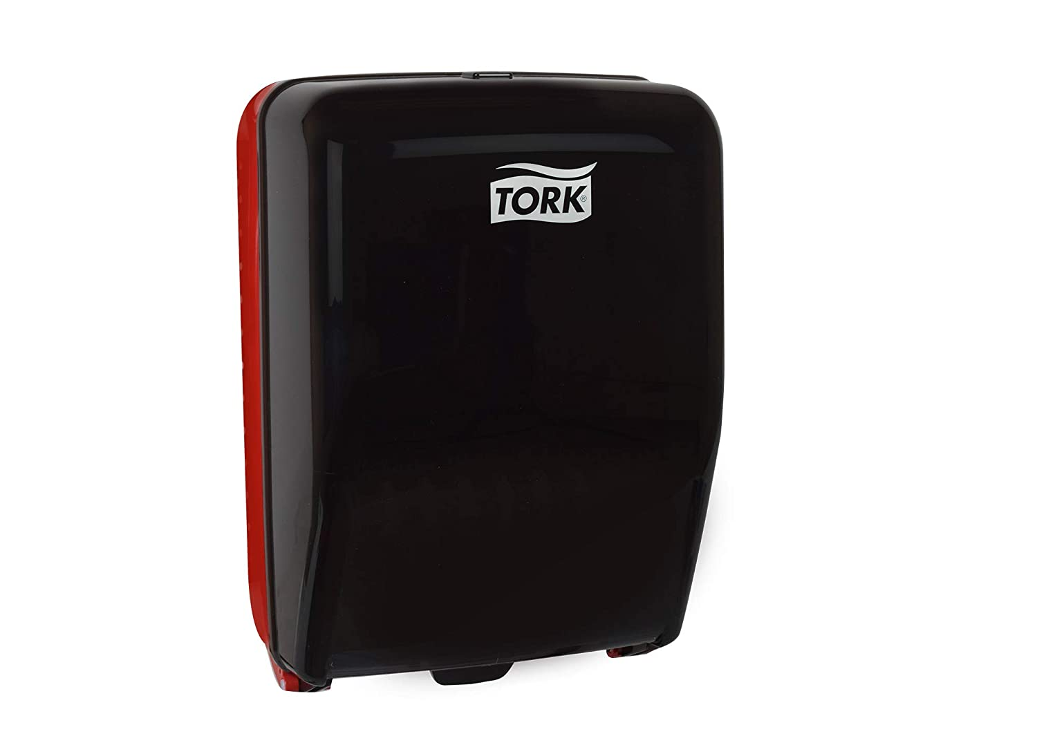 Tork 651228 Performance Washstation Dispenser 18.09 Height x 12.56 Width x 10.57 Depth for use with Tork 291350 291380 Red//Smoke Case of 1 Dispenser 291370