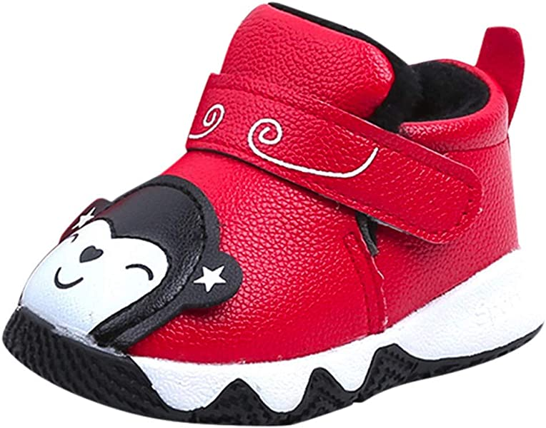 0f3d36e45e97b Amazon.com | OCEAN-STORE Kid's Lightweight Sneakers Boys Girls ...