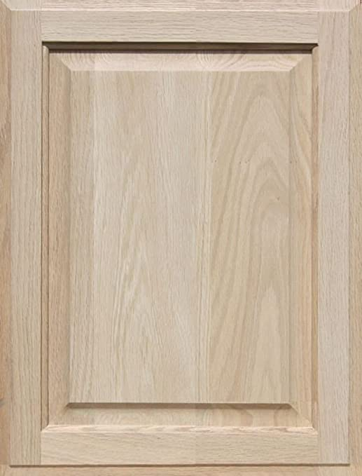 36 High x 14 Wide Unfinished Arch Top Cabinet Door in MDF by Kendor