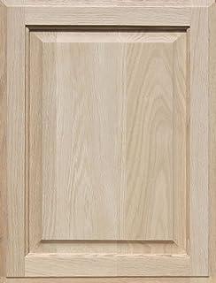 Unfinished Oak Cabinet Door Square with Raised Panel by Kendor 21H x 16W & Cabinet Doors \u0027N\u0027 More 16\
